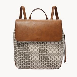 Fossil Claire Backpack/ purse